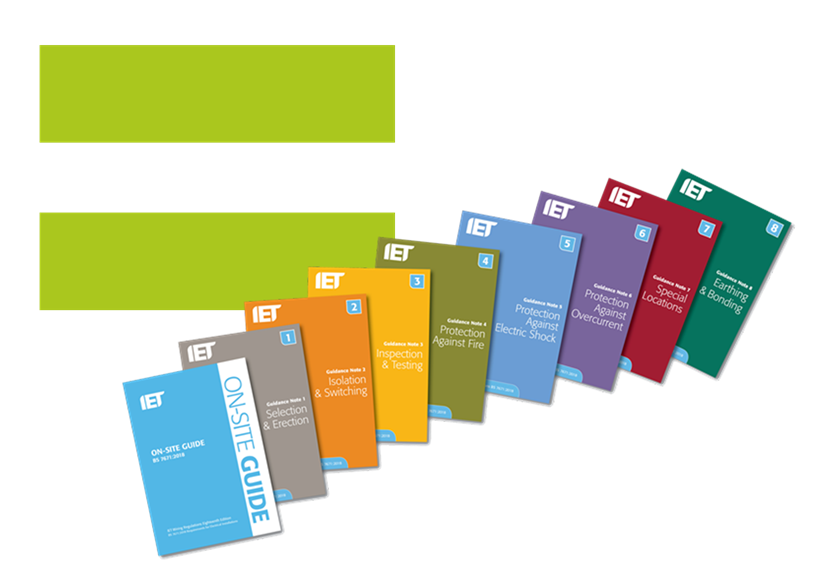 IET flags risk of counterfeit 18th Edition