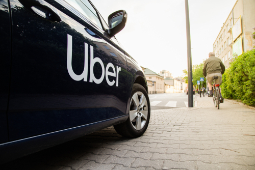 Uber invests in London EVCP network