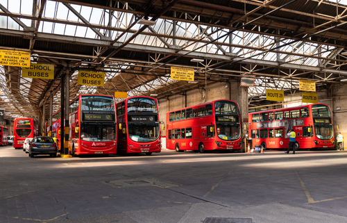 SSE to turn bus station into virtual power station