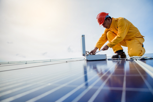 Over 100 local authorities to upgrade homes with solar