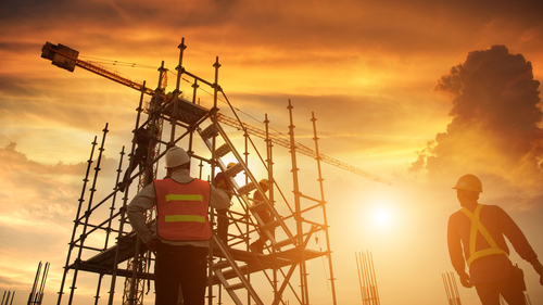 Construction to grow 13% in 2021