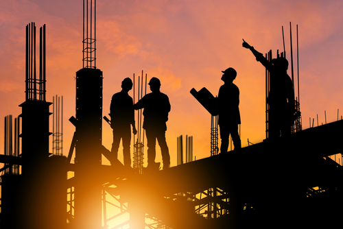 Construction sector shows signs of recovery