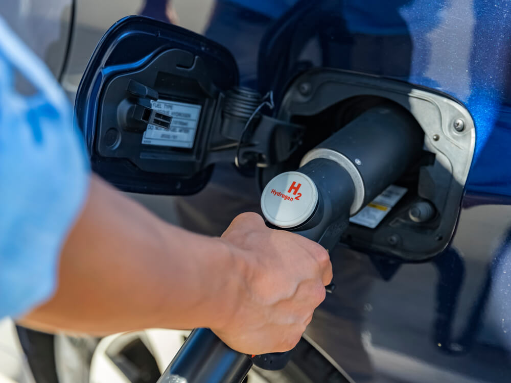 Hydrogen could cut global emissions by a third