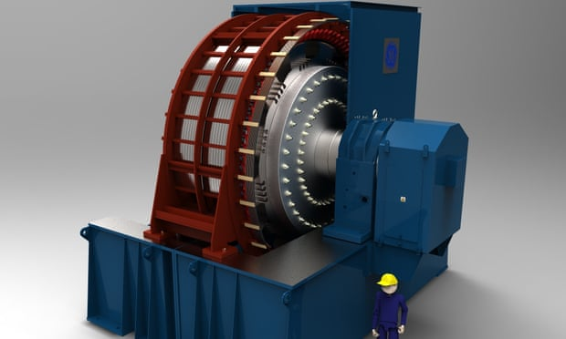 Giant flywheel could stop blackouts