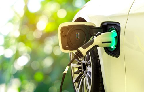First all-electric car charging station opens in Essex