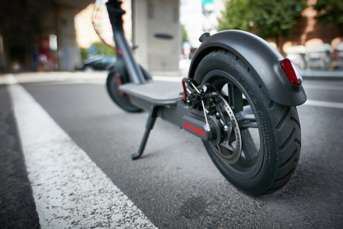 ESF safety guidance around electric scooters
