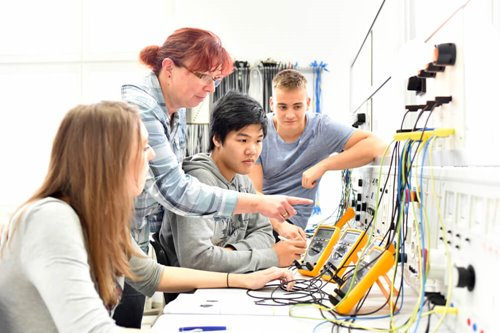 New electrical career case studies