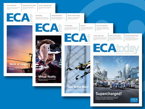 ECAtoday is going digital during the summer