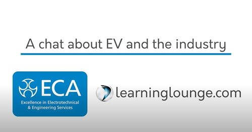 ECA's Luke Osborne discusses electric vehicles