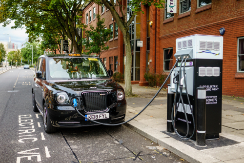 Electric taxis to deliver tools