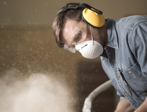 HSE testing dust and COVID compliance