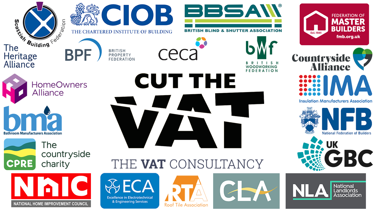 ECA backs 'Cut the VAT' campaign