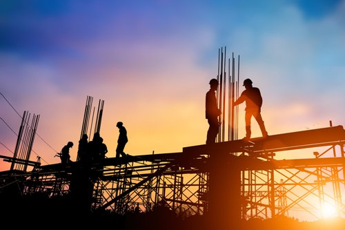 Construction boom slows