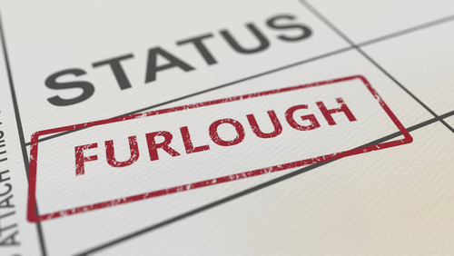 Data shows many workers still furloughed