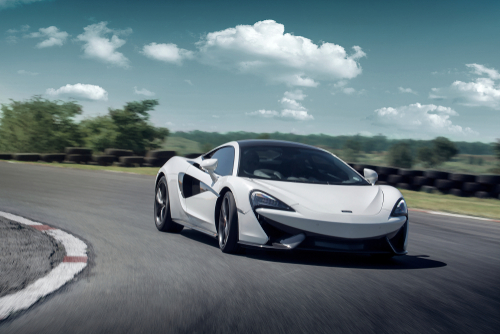 McLaren to stop producing petrol engines