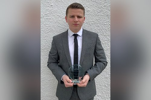 JTL apprentice of the year named