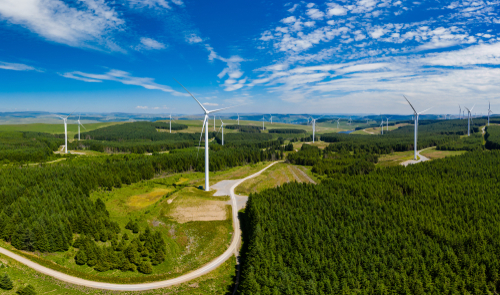 SSE commits £7bn to green recovery